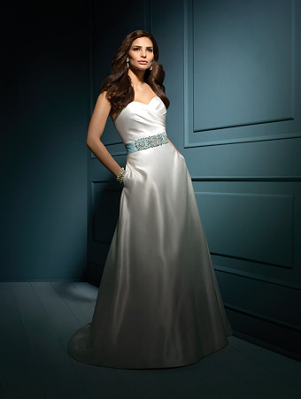 Alfred Angelo... Find the perfect Wedding Dress, Bridesmaid Dress, Prom Dress,       Flower Girl Dress or Mother of the Bride Dress at Alfred Angelo. :  minibridal attire occasion bustle