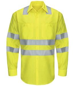Red Kap® ANSI Type R, Level 3 Long Sleeve Shirt