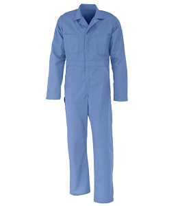 WorkStyle® Twill Action Back Coverall