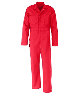 Premium Uniform Action Back Coverall