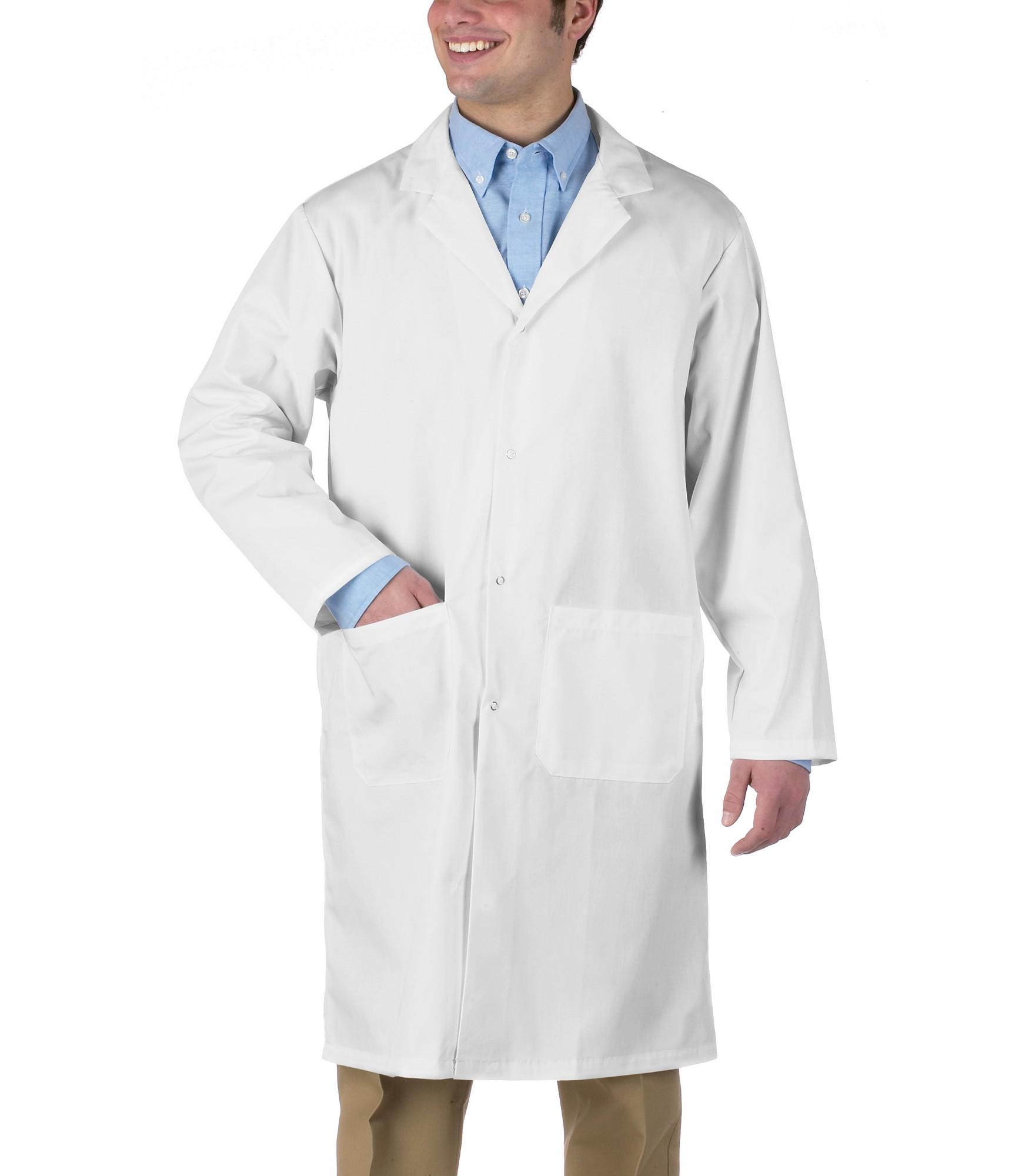 amp ql blouse de laboratoire boutons pression de premium uniform 2 poches. Black Bedroom Furniture Sets. Home Design Ideas