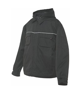 Tough Duck™ Poly-Oxford Hooded Jacket