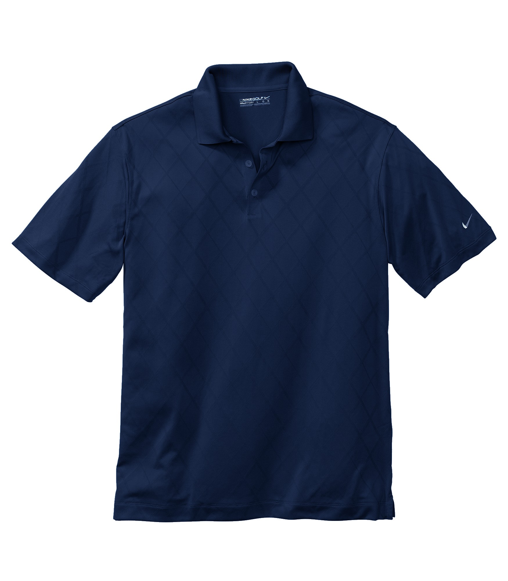ae08d625f ... Nike Golf Dri-FIT Cross-Over Texture Polo. Zoom. Loading zoom