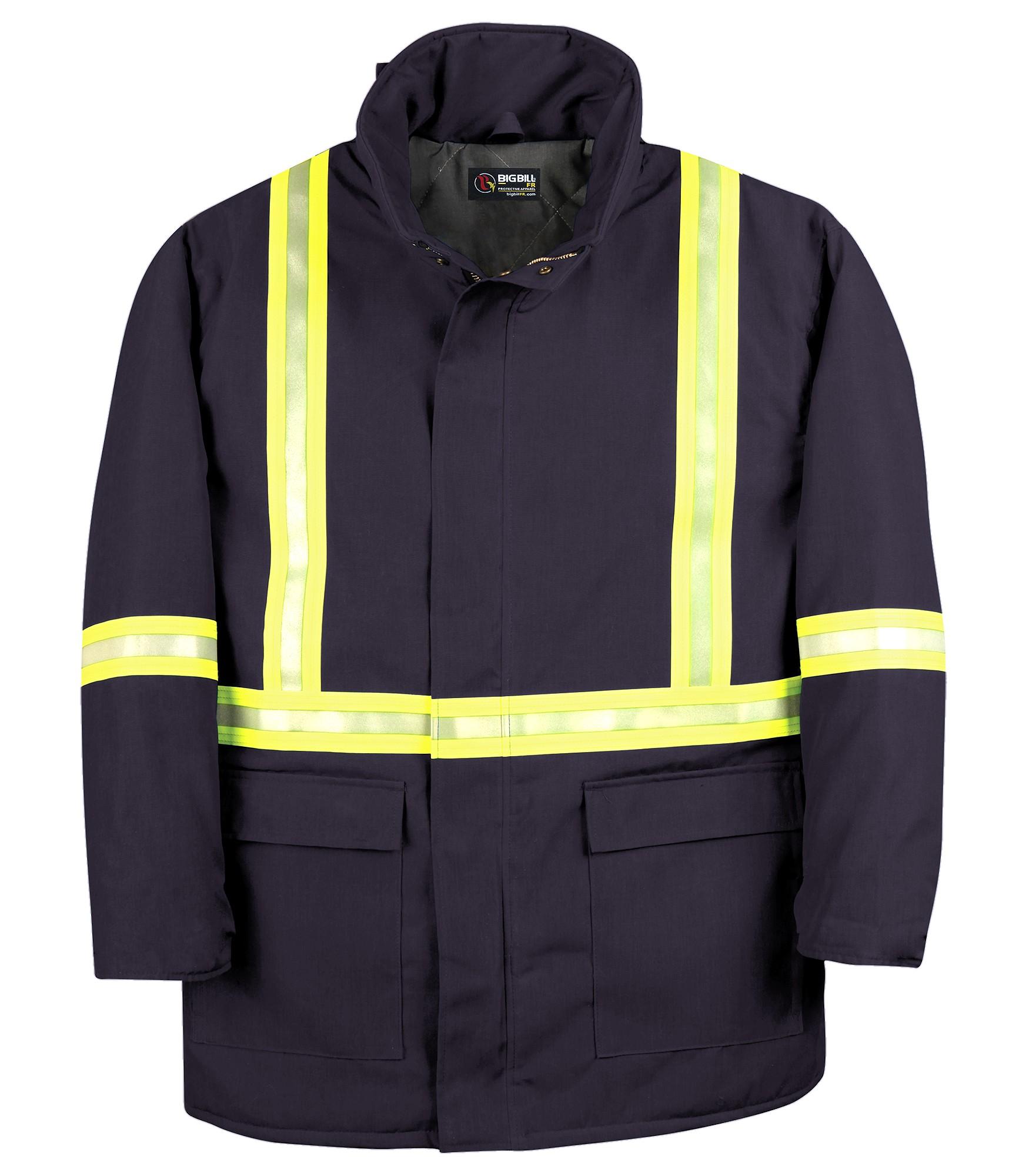 AMP_CA   Big Bill® Flame Resistant Nomex® IIIA® High