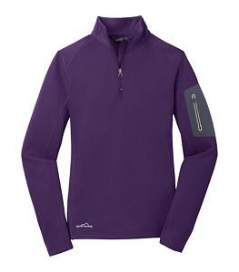 Eddie Bauer® Ladies 1/2-Zip Performance Fleece Jacket