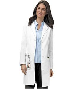 AMP_US | Cherokee® Ladies Tailored-Fit Lab Coat