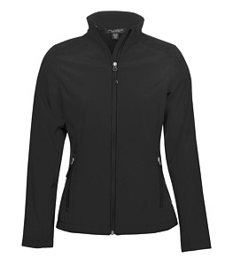 Coal Harbour® Everyday Soft Shell Ladies Jacket