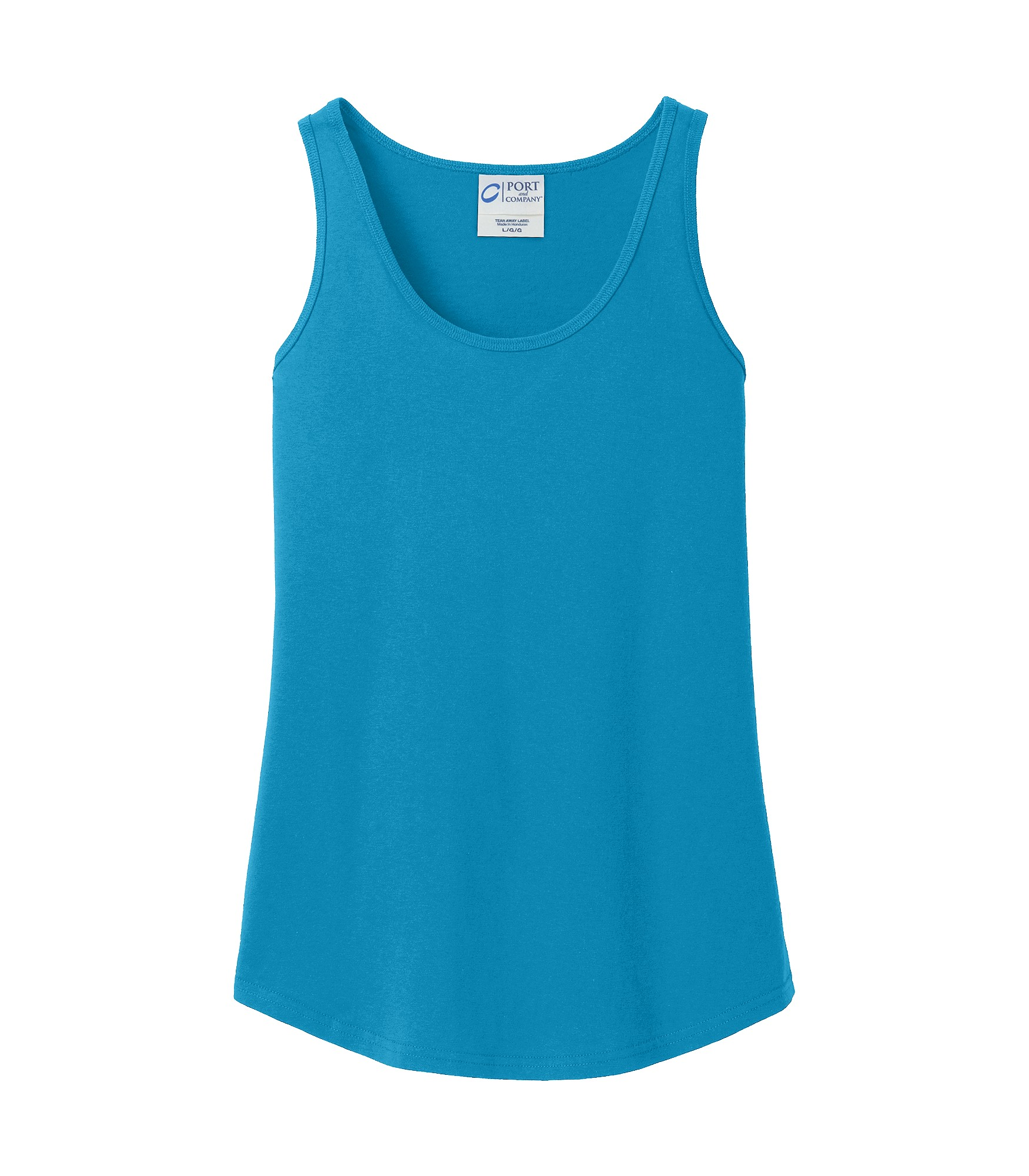 3f3397fcfe2a5 ... Port   Company® Ladies 5.4-Oz 100% Cotton Tank Top. Zoom. Loading zoom