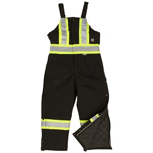 Work King® Cotton Duck Lined Safety Overall