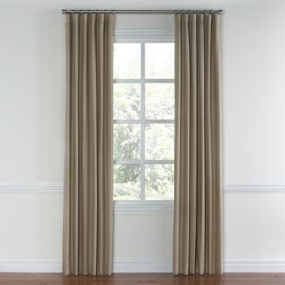 Cold Room Door Curtains Studded Curtain Panels