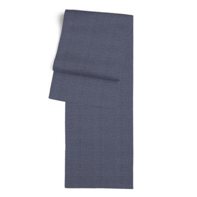 Navy Blue Lightweight Linen Table Runner