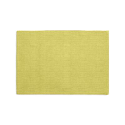 Lime Green Linen Placemat, Set of 4