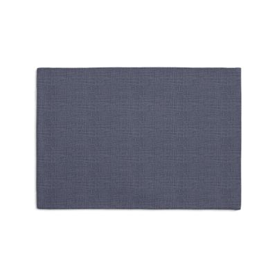 Navy Blue Lightweight Linen Placemats