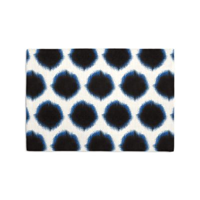 Black & Blue Dot Placemats