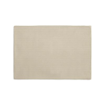 Tan Sunbrella® Canvas Placemats