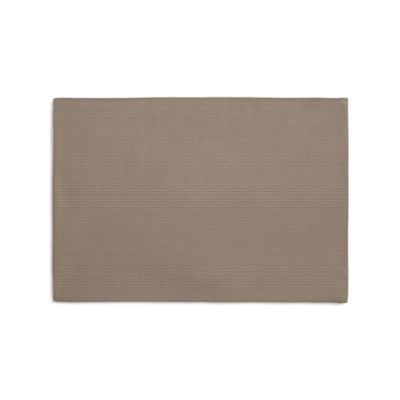 Taupe Sunbrella® Canvas Placemats