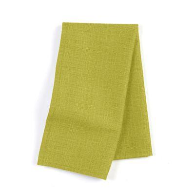 Chartreuse Green Linen Napkins