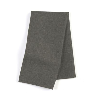 Charcoal Gray Linen Napkins
