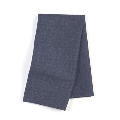 Navy Blue Lightweight Linen Napkins