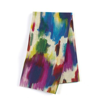 Multicolor Watercolor Napkins