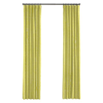 Outdoor Lime Green Vine Outdoor Curtain