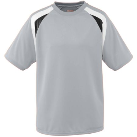 WICKING MESH TRI-COLOR JERSEY