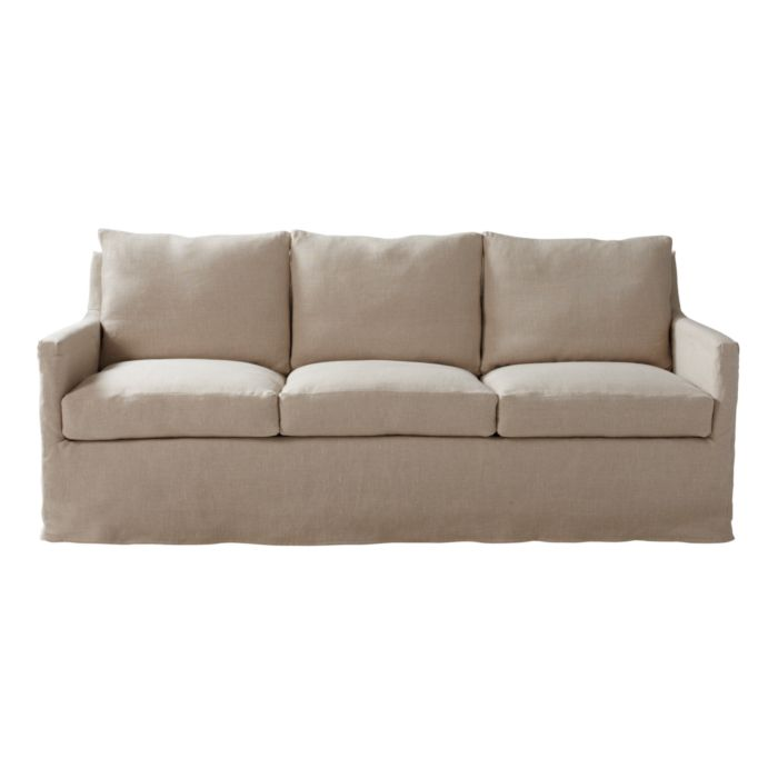 Spruce Street Sofa - Slipcovered