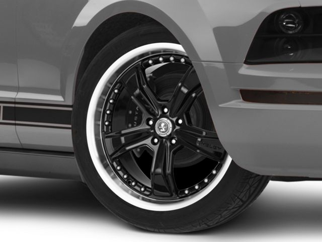 Shelby Razor Black Wheel - 20x9 (05-14 All)