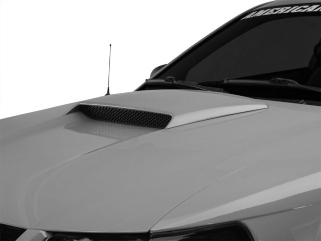 SpeedForm GT Style Hood Scoop - Pre-painted (99-04 GT; 99-02 V6; 01 Bullitt)