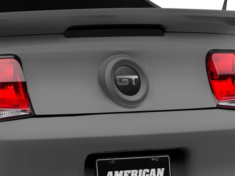 MMD Trunk Emblem Surround - Pre-Painted (10-12 All)