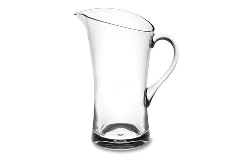 Monogrammed DuraClear® Pitcher, Triple Initial