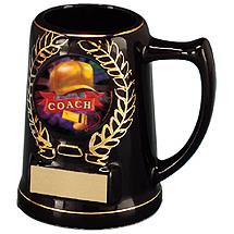 """5"""" Mug with Emblem"""