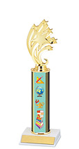 "Education Trophy - 10-12"" Trophy"