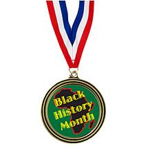 "2 1/2"" Large Medal with Emblem & 30"" Neck Ribbon"