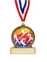 """Dance Medal - 2 3/4"""""""