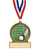 Field Hockey Medal - 2 3/4""