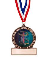 "2 3/4"" Horseshoe Medal of Triumph"