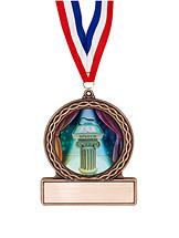 "2 3/4"" Speech Medal of Triumph"