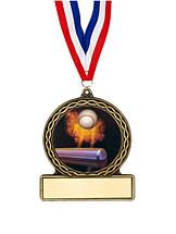 """Baseball Medal - 2 3/4"""" Baseball Medal of Triumph"""