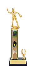"11-13"" Softball Trophy with 1 Eagle"