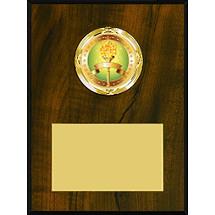 """6 x 8"""" Classic Emblem Plaque"""