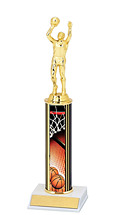 "Basketball Trophy - 10-12"" Trophy"