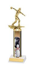 "Bowling Trophy - 10-12"" Trophy"
