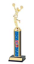 """10-12"""" Cheer Trophy"""