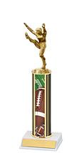 "Football Trophy - 10-12"" Trophy"