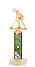 "Field Hockey Trophy - 10-12"" Trophy"