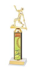 """Softball Trophy - 10-12"""" Trophy"""