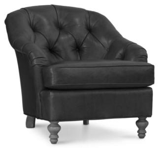 Vivi Leather Armchair
