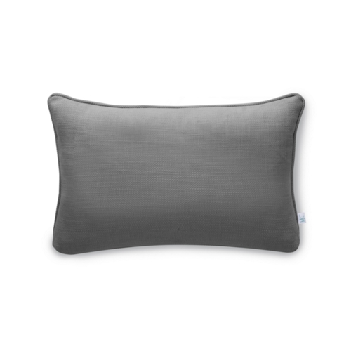 "10"" x 19"" Kidney Pillow - Corded Welt"