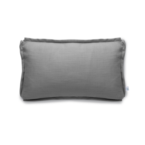 "10"" x 19"" Kidney Pillow - Flanged"